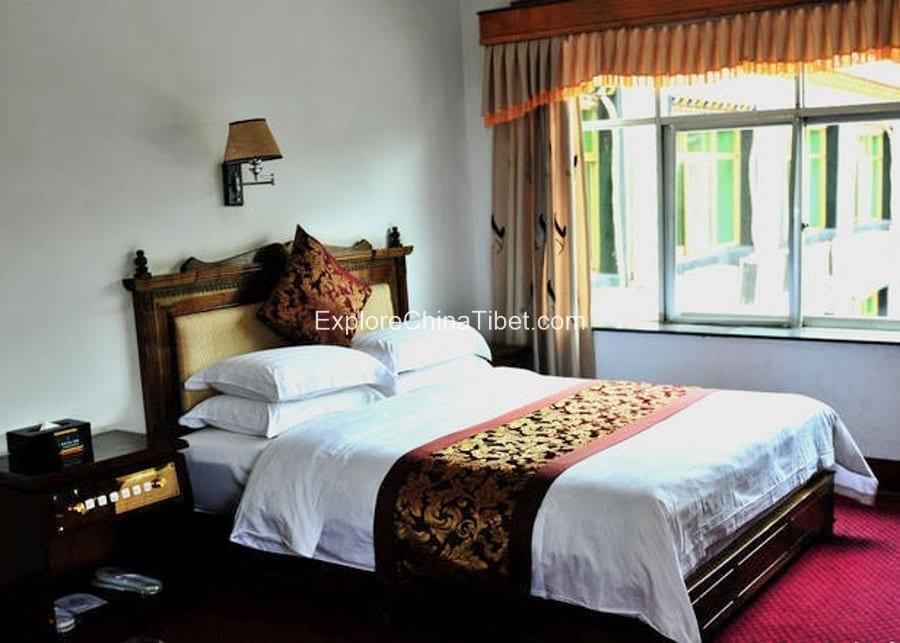 Damxung Baima Hotel Deluxe King Room