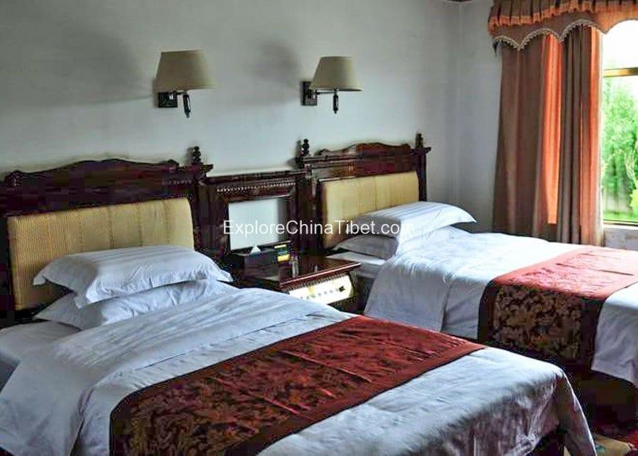 Damxung Baima Hotel Deluxe Standard Room