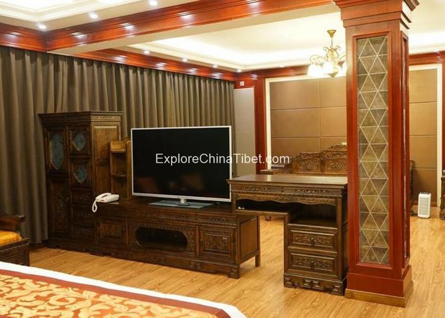 Damxung Baima Hotel Deluxe Suite