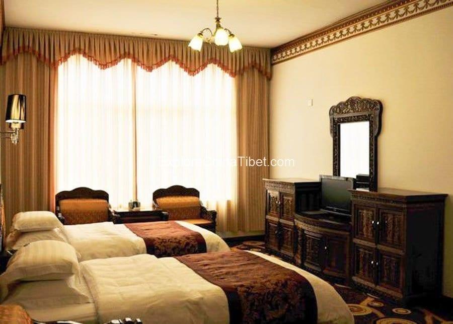 Damxung Baima Hotel Standard Room