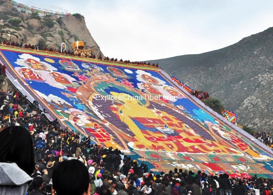 13 Days Sichuan To Tibet Northern Highway Overland Tour-Drepung Monastery Lhasa City Tour