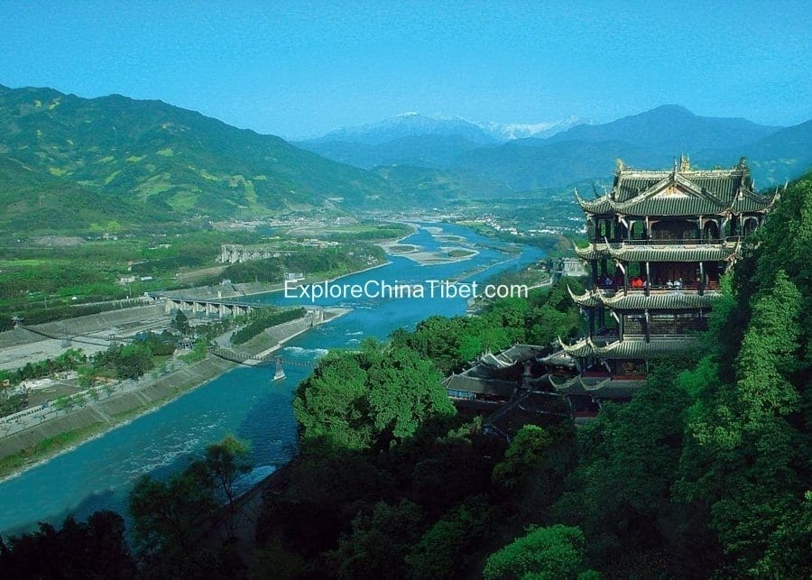 Dujiangyan Irrigation System 3