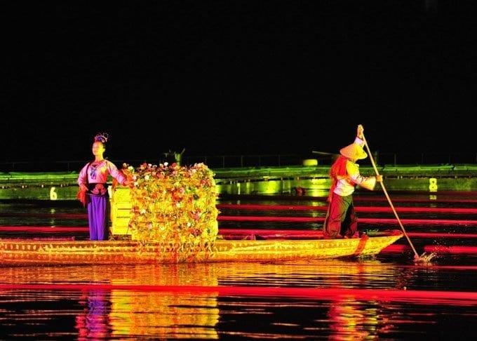 Evening Show Impression Sanjie Liu Show in Yangshuo Featured