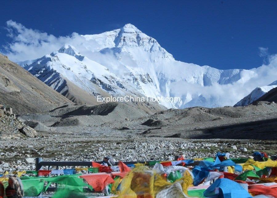 Everest Base Camp Exploration Tibet