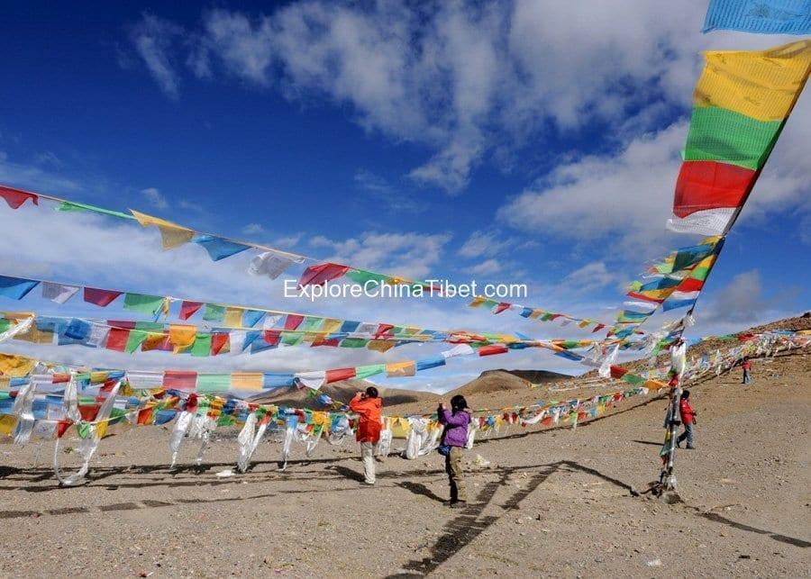 Everest Base Camp Tibet Road Adventure