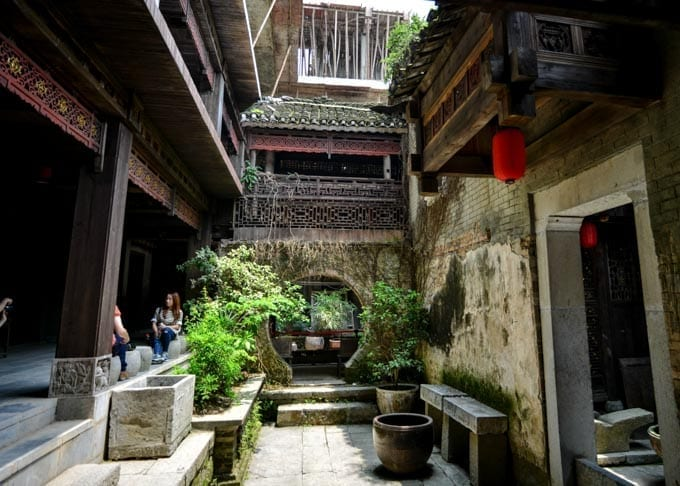 Full Day Guilin Private Tour of Daxu Old Town and Yaoshan Tea Plantation Featured