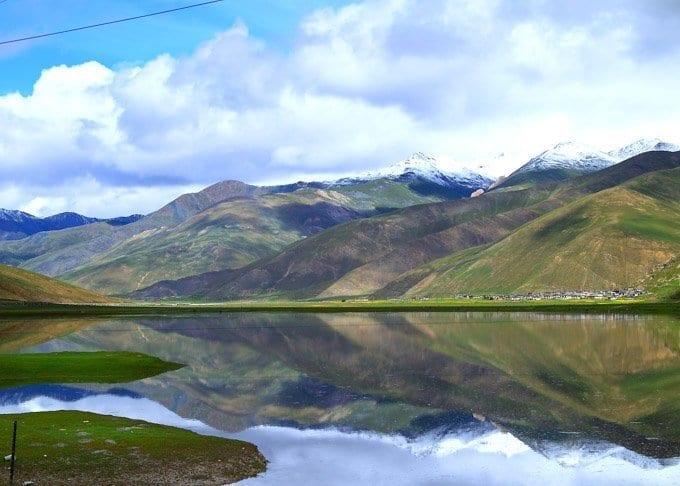 Guangzhou to Lhasa Train Featured