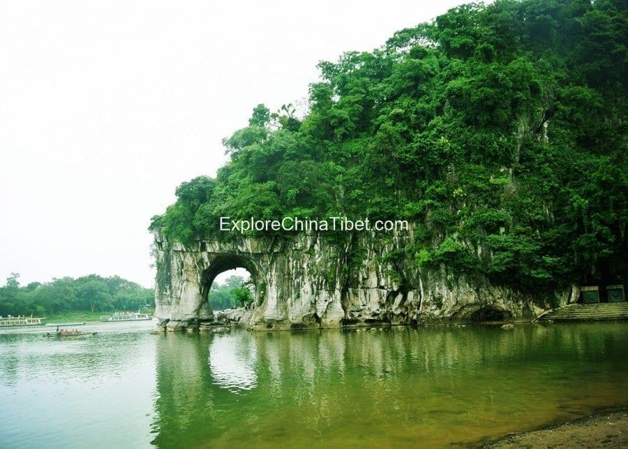 Guilin Highlights Tour Elephant Trunk Hill 3-2