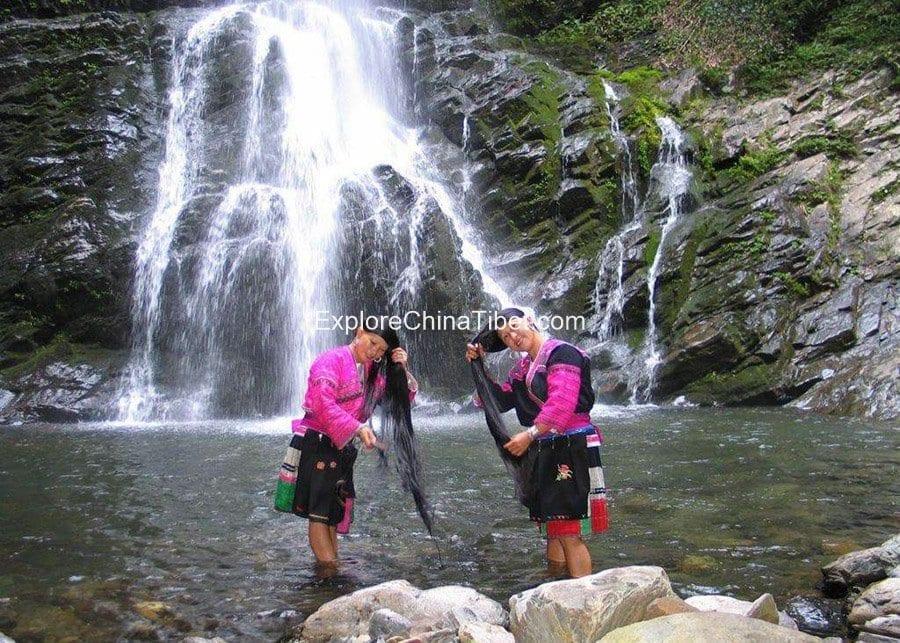 Guilin Minorities Discovery Long Hair Village-Yao minorities 2-2