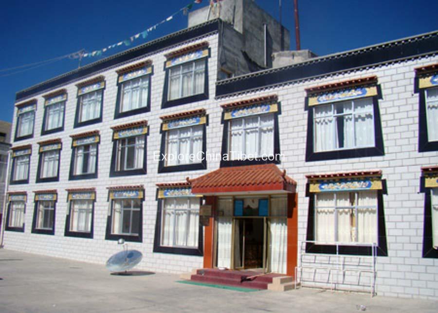 Gyantse Chugu hotel-1