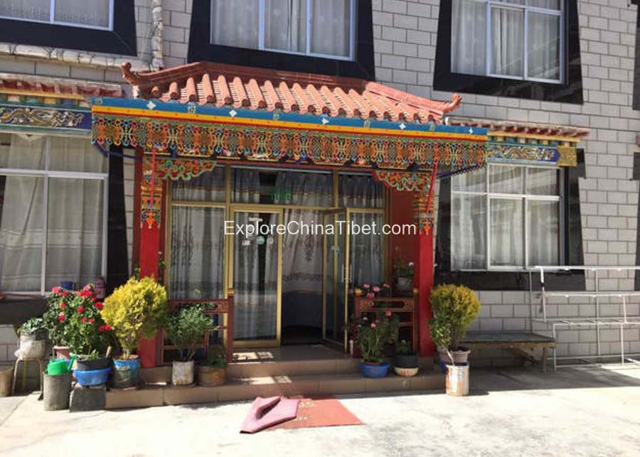 Gyantse Chugu hotel-5