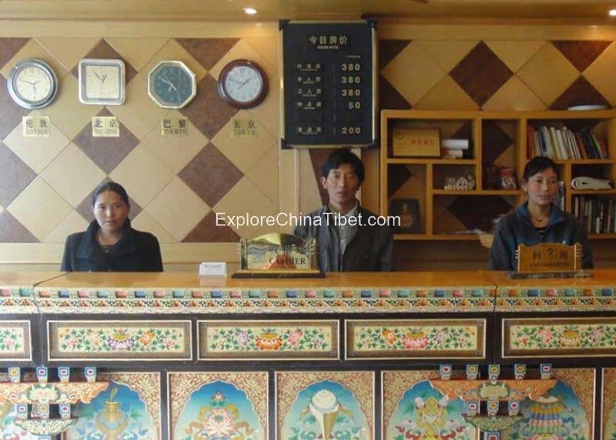 Gyantse Jian Zang Hotel-2