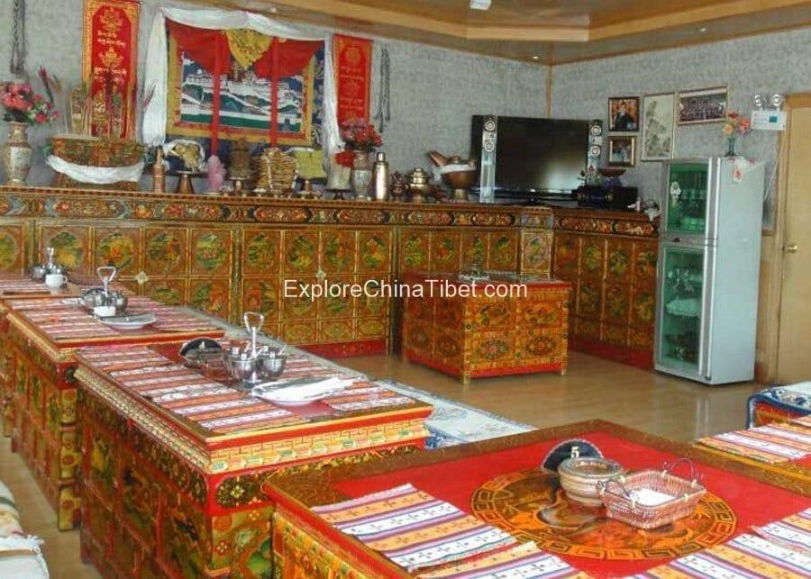 Gyantse Jian Zang Hotel-5