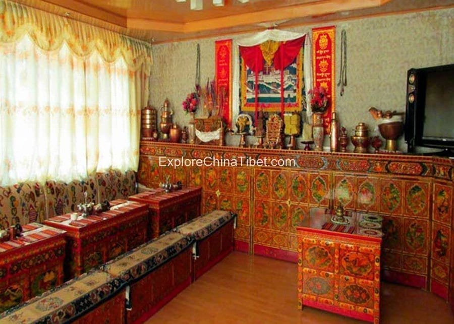Gyantse Jian Zang Hotel-6