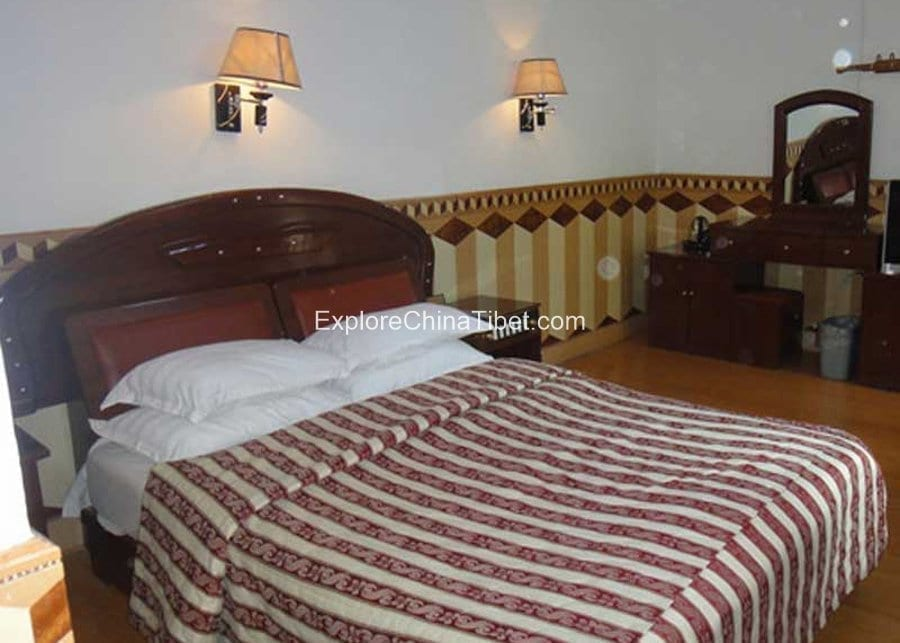 Gyantse Jian Zang Hotel Single Room