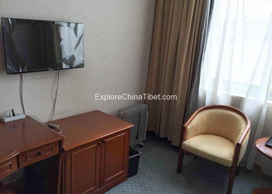 Gyantse Minghu Hotel Triple Room