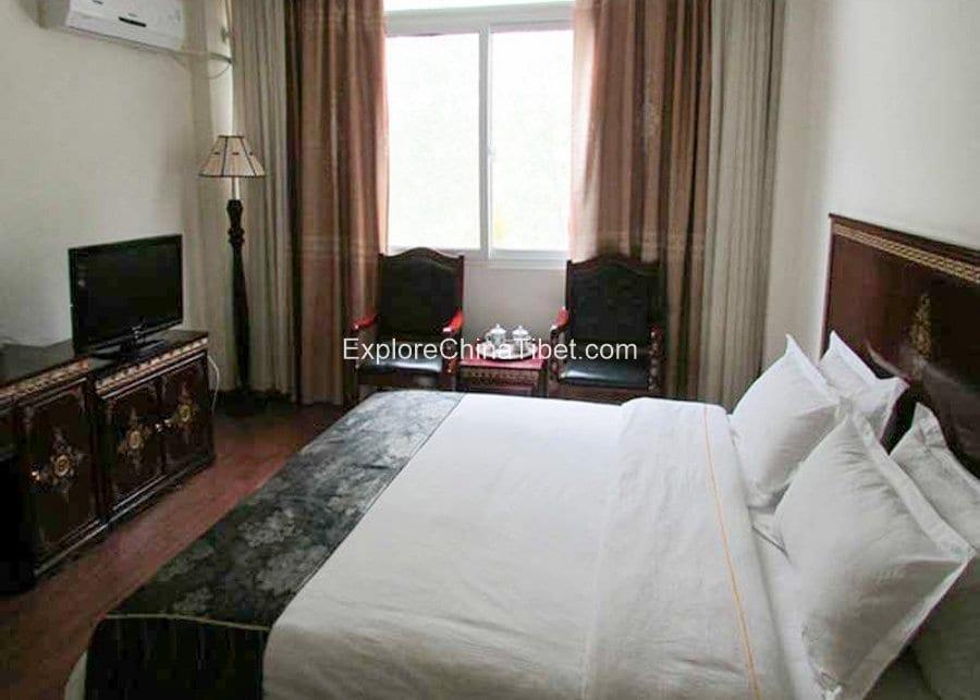 Gyantse Yeti Hotel Deluxe Single Room