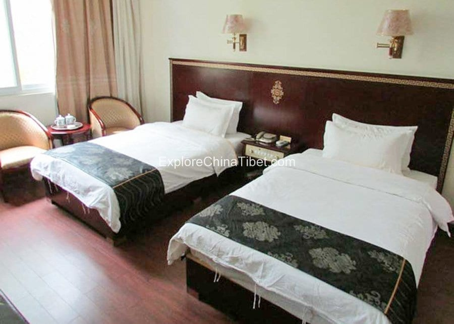 Gyantse Yeti Hotel Deluxe Standard Room