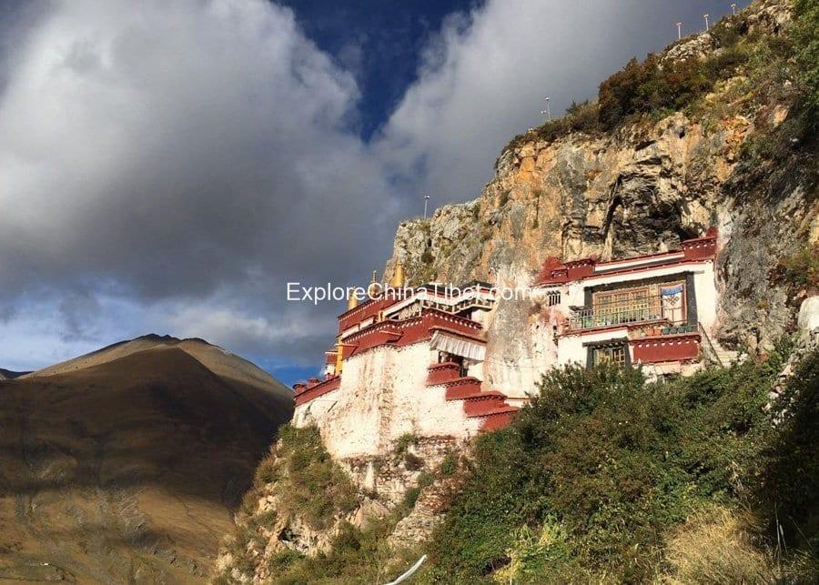 Tibet Exploration Half Day Drak Yerpa Meditation Tour 2