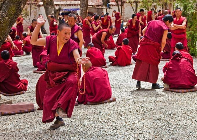 Half Day Sera Monastery Tour In Lhasa Featured