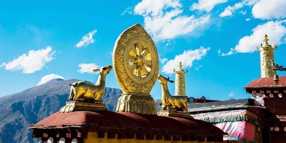 Jokhang Temple highlight travel of Lhasa Tibet