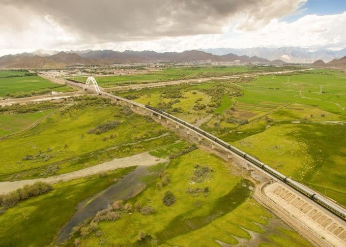 Lhasa to Beijing Train Featured