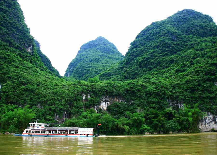 Li River Cruise Tour from Guilin to Yangshuo Featured