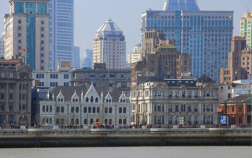 List of All Places in Shanghai for Sightseeing-The Bund Shanghai Famous Attraction