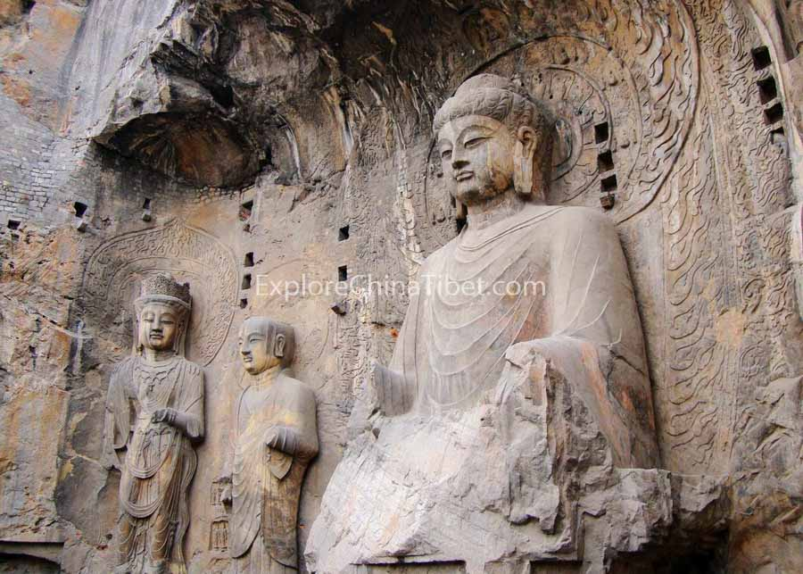 Luoyang Grottoes & Shaolin Temple from Xi'an Tour-3-131