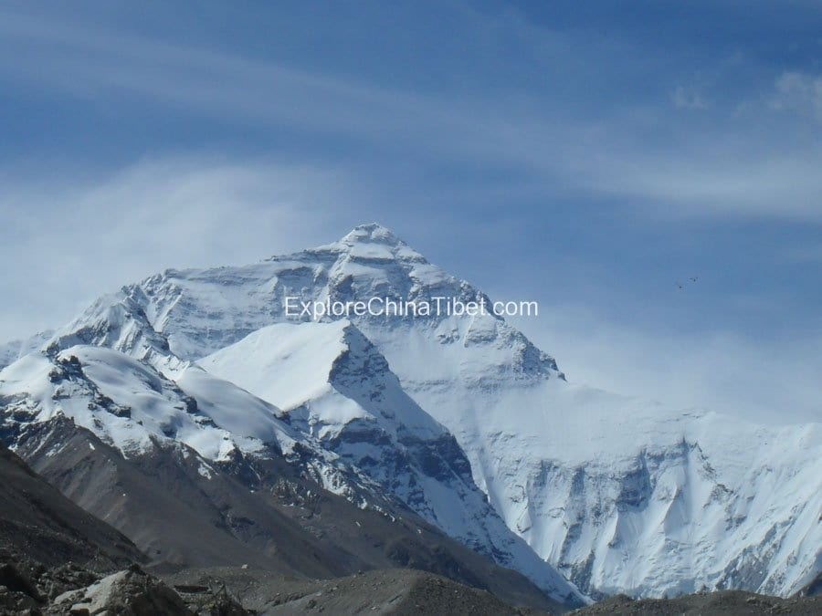 Mt Everest base camp adventure of Tibet