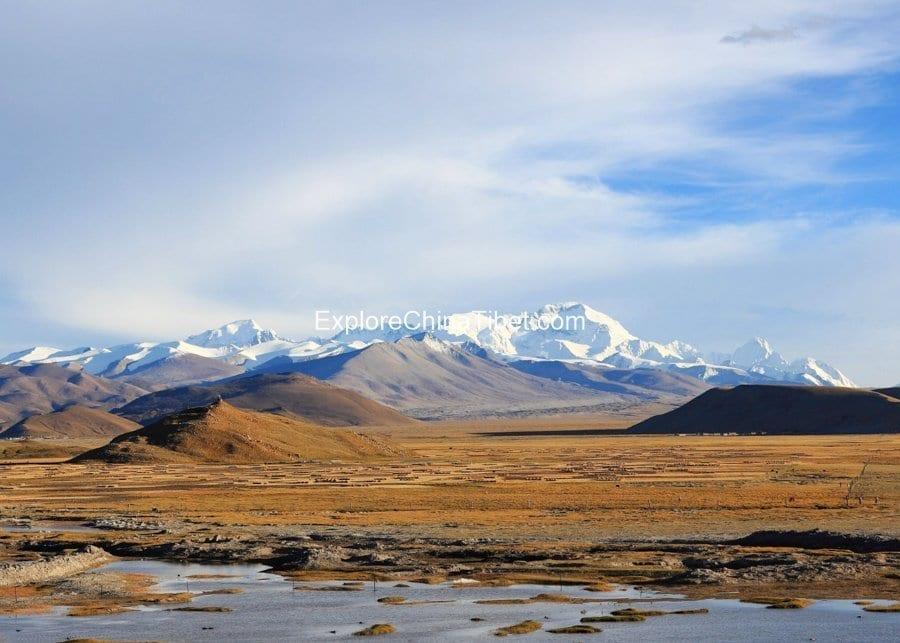 Mt. Shishapangma Tibet Nature Tour-1