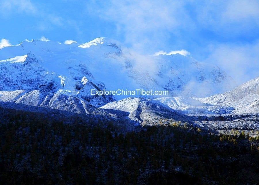 8 Days Kangding Hiking Tour-Mt. Yala Explore 2