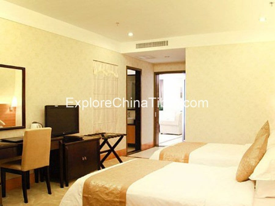 Nyingchi Fairyland Hotel Guestroom Without View (Without window)