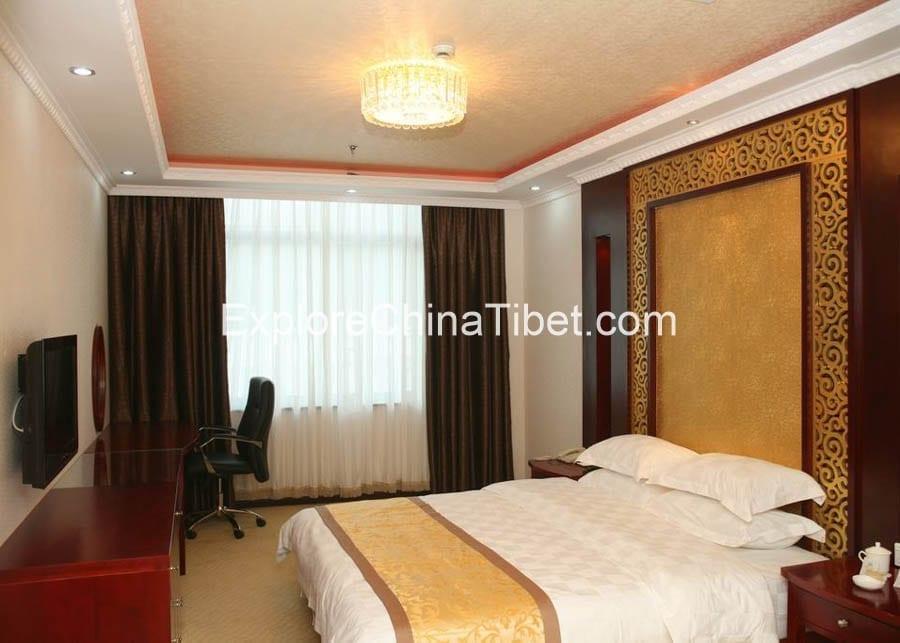 Nyingchi Galongla Hotel Deluxe Double Room