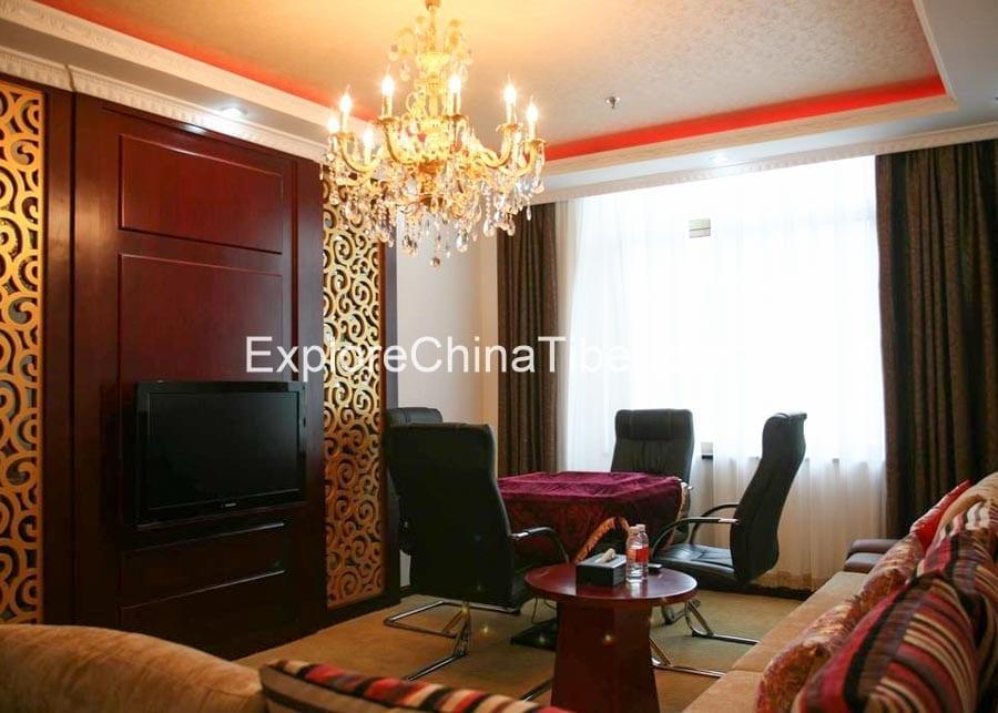 Nyingchi Galongla Hotel One-Bedroom Suite
