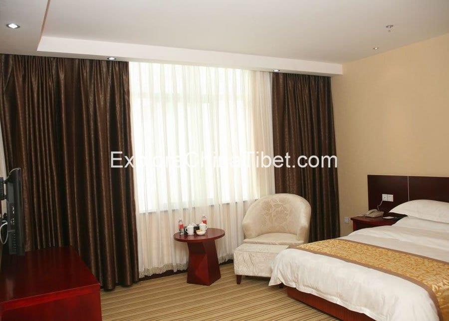 Nyingchi Galongla Hotel Standard Double Room