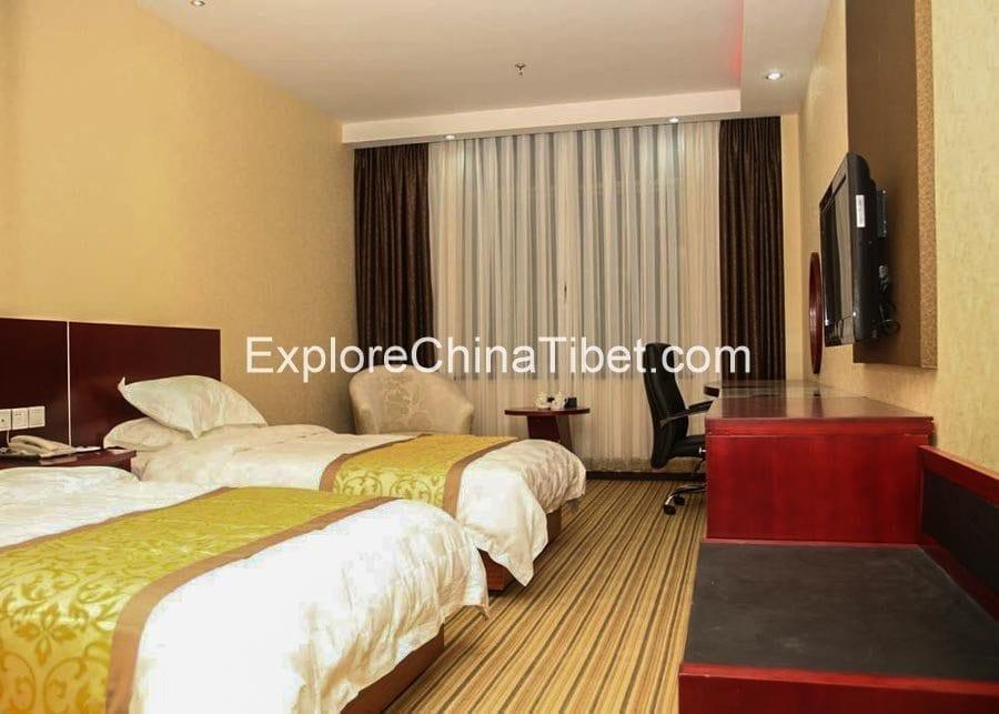 Nyingchi Galongla Hotel Standard Twin Room
