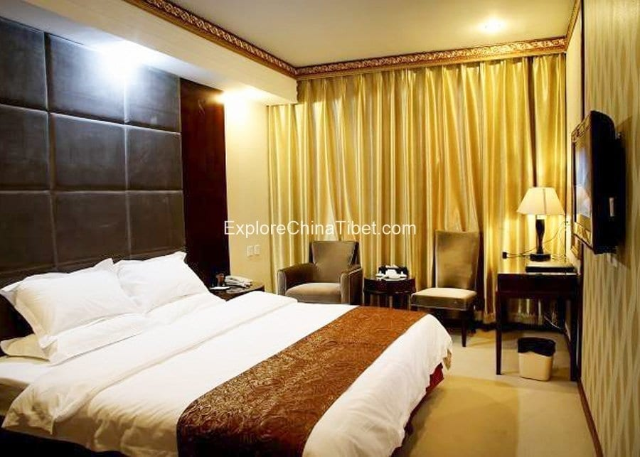 Nyingchi Grand Canyon Hotel Deluxe Single Room