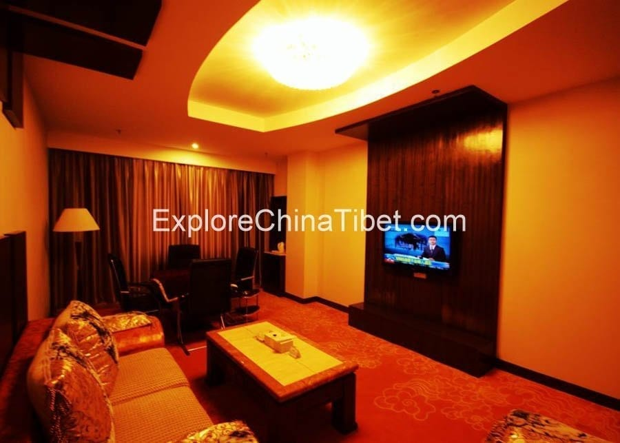 Nyingchi Impression Hotel-7