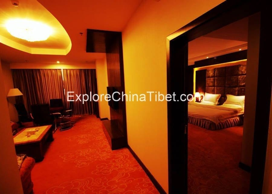 Nyingchi Impression Hotel Deluxe Suite