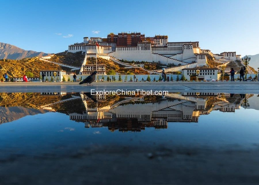 Potala Palace Top Tibet Tourist Attractions 2