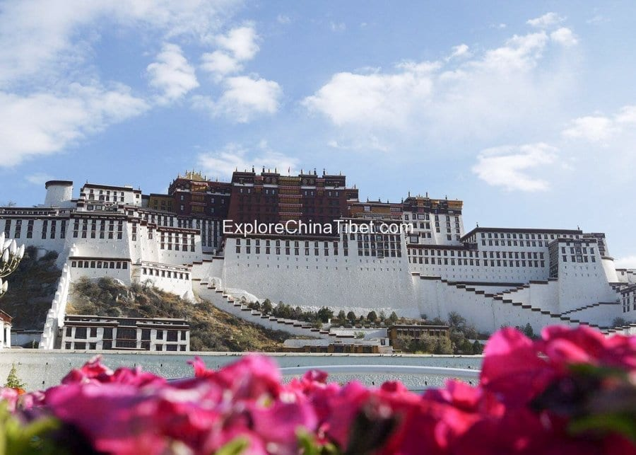 Private Lhasa Tour with Local Guide Potala Palace