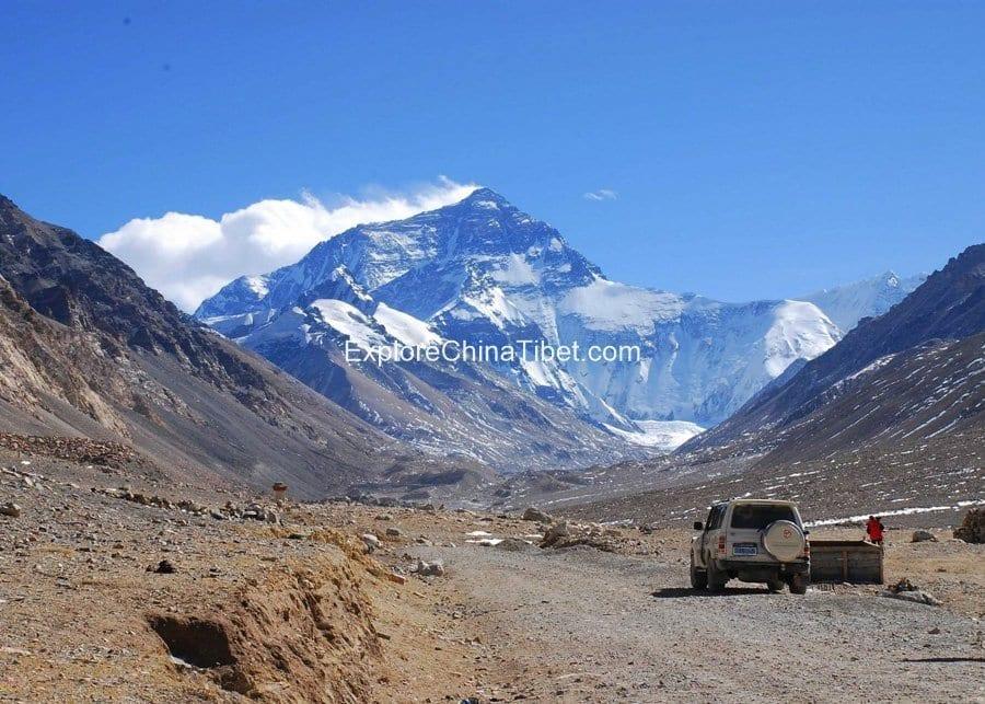 Private Tibet Exploration Everest Base Camp