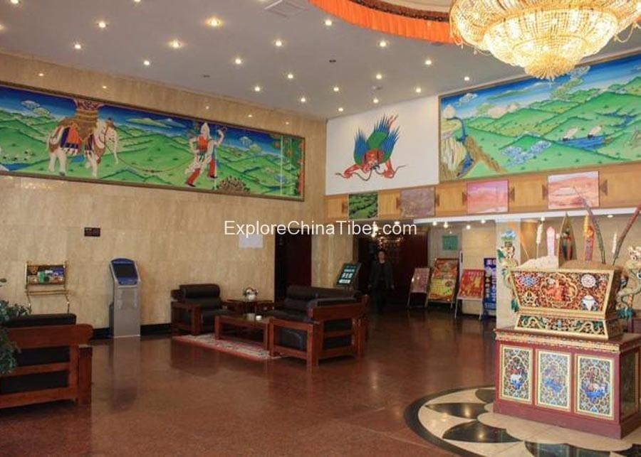 Qamdo Hotel Tibet-5