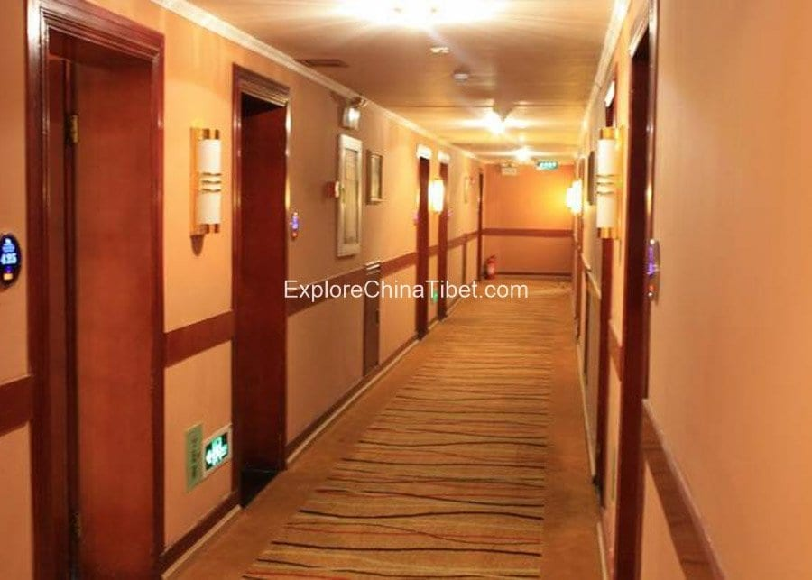 Qamdo Hotel Tibet-7