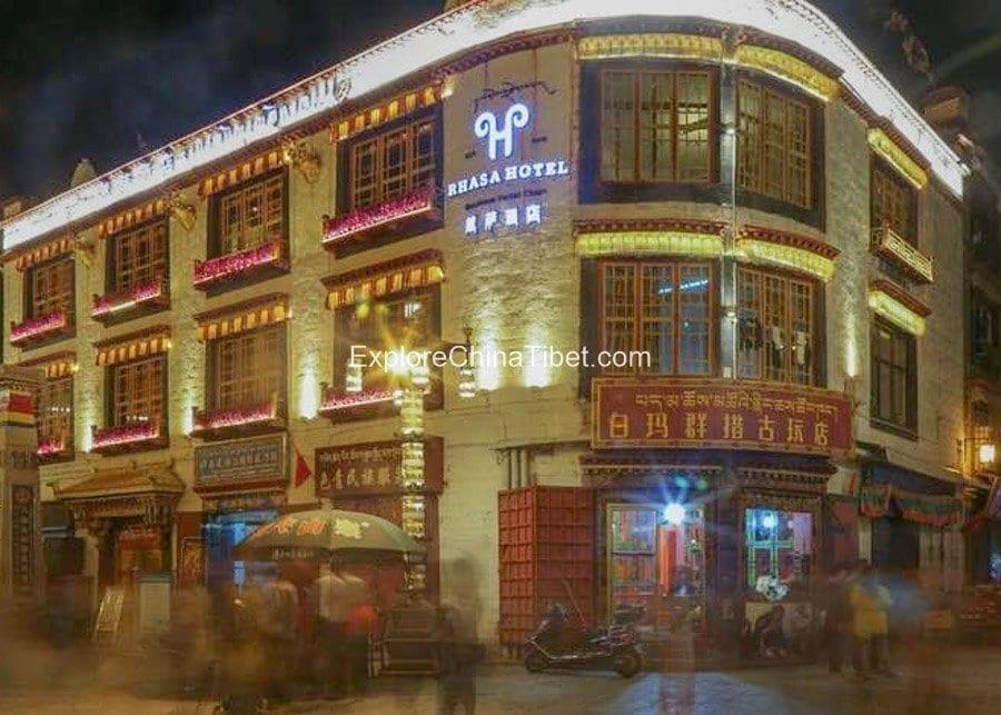 Rhasa Hotel 7