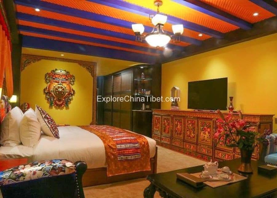 Rhasa Hotel Deluxe Single Room