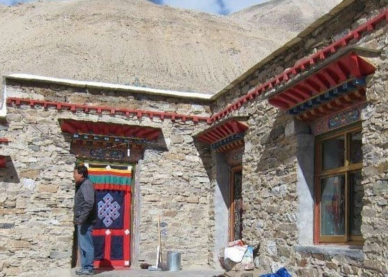 Rongbuk Monastery Hotel Featured