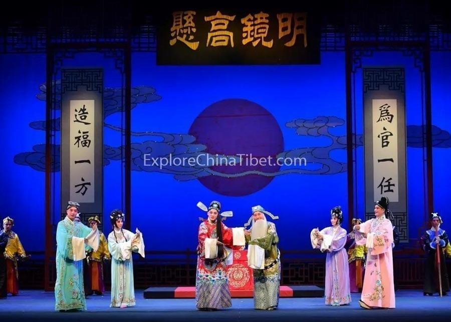 Shaanxi Opera & Shadow Play Show-5-91