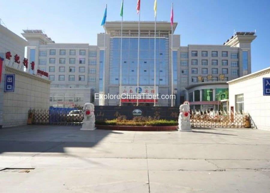 Shannan Hotel-6